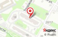 Схема проезда до компании Lifehouse в Подольске