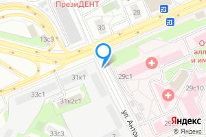 Комната в трехкомнатной квартире в Москве ул. Антонова-Овсеенко