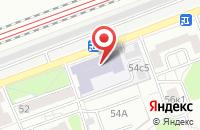Схема проезда до компании Энергия в Москве