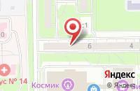 Схема проезда до компании Финансово-Правовая Компания «Феникс» в Москве