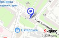 Схема проезда до компании АРХИТЕКТУРНОЕ БЮРО ДОЛГОВА И ЛОСКУТОВА в Москве