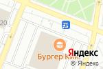 Схема проезда до компании Shery в Москве