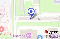 Схема проезда до компании ПТФ ЭЛ.ТЕЙСИ в Москве