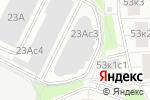 Схема проезда до компании МосСтройВектор в Москве