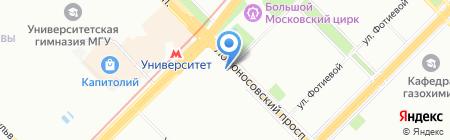 КСБ-Монолит на карте Москвы