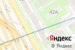 Схема проезда до компании Парикмахерская эконом-класса на Студенческой в Москве
