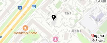 SportKB BMW на карте Москвы