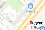 Схема проезда до компании Джинсы для всех в Москве