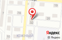 Схема проезда до компании Стайлер в Климовске