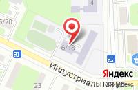 Схема проезда до компании Специальная (коррекционная) общеобразовательная школа-интернат в Подольске