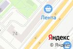Схема проезда до компании Экспириенс в Москве