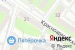 Схема проезда до компании Аллигат в Москве