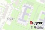 Схема проезда до компании Танцевальная студия в Москве
