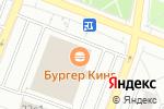 Схема проезда до компании Betty Barclay в Москве