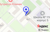 Схема проезда до компании ЦЕНТР ДОСУГА ГАГАРИНЕЦ в Москве