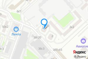 Снять комнату в двухкомнатной квартире в Москве ул. Полины Осипенко, 2к1