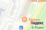 Схема проезда до компании Вет-точка в Москве