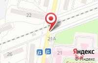 Схема проезда до компании КЛИМОВСКАЯ ХУДОЖЕСТВЕННАЯ ШКОЛА в Климовске