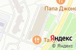 Схема проезда до компании Учебно-консультационный пункт по гражданской обороне и чрезвычайным ситуациям в Москве