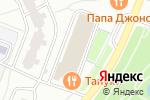 Схема проезда до компании My-shop.ru в Москве