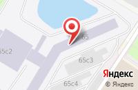 Схема проезда до компании КрасКонсалт в Москве