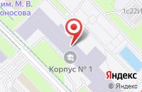 Схема проезда до компании Международное Партнерство Распространения Научных Знаний в Москве