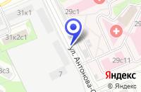 Схема проезда до компании КОНСТАНТ-ЛЕВЕЛ в Москве