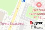 Схема проезда до компании Маяк-88 в Москве