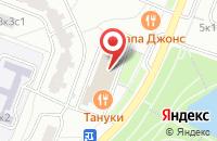 Схема проезда до компании Почтовое отделение №117463 в Москве