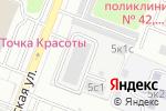 Схема проезда до компании ТрейдГрупп в Москве