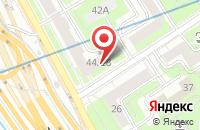 Схема проезда до компании Печатный Дом  в Москве