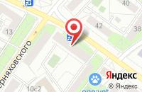Схема проезда до компании Ле Ателье в Москве