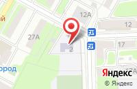 Схема проезда до компании Детский сад №34 в Подольске
