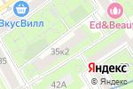 Схема проезда до компании АТЛАС ЗДОРОВЬЯ в Москве