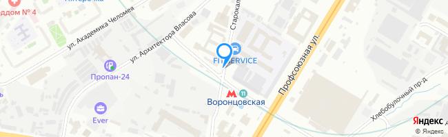 Старокалужское шоссе