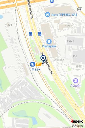 ЛИАНОЗОВСКИЙ КОЛБАСНЫЙ ЗАВОД на карте Дмитрова