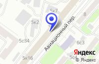 Схема проезда до компании БИЗНЕС-ЦЕНТР ИНТЕР-ПАРТНЕР в Москве