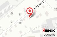 Схема проезда до компании Санар-Д в Дмитрове