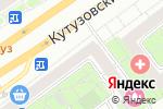 Схема проезда до компании OnlineTur в Москве