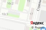 Схема проезда до компании Русалочка в Москве