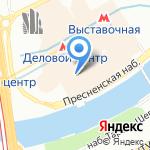 Соль Руси на карте Москвы