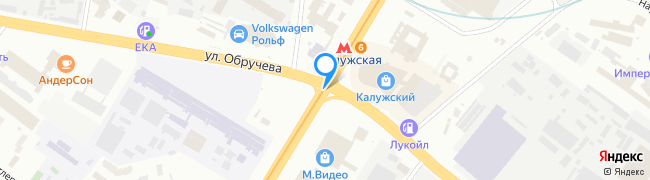 площадь Академика Келдыша
