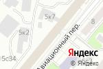 Схема проезда до компании Корпус Юрис в Москве