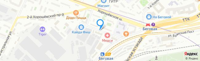 проезд Хорошёвский 3-й