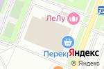 Схема проезда до компании Мастерская по изготовлению ключей в Москве