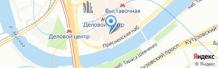 Портал Групп на карте Москвы