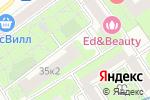 Схема проезда до компании Веткон в Москве