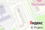 Схема проезда до компании Аннушка в Москве