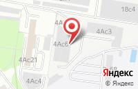 Схема проезда до компании Ватерпруфинг Тэкнолоджис в Москве