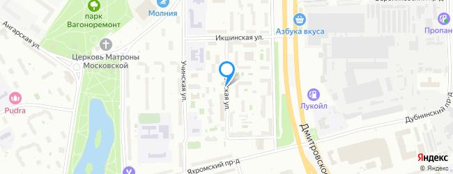 Яхромская улица